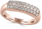 Effy 14K Rose Gold Ring with 0.57 TCW Diamond