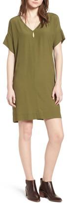 Madewell Novel Short Sleeve Shift Dress (Regular & Plus Size)