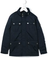 Hackett Kids - padded coat - kids - Nylon/Polyester - 7 yrs