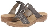 Rieker 62854 Regina 54 Women's Sandals