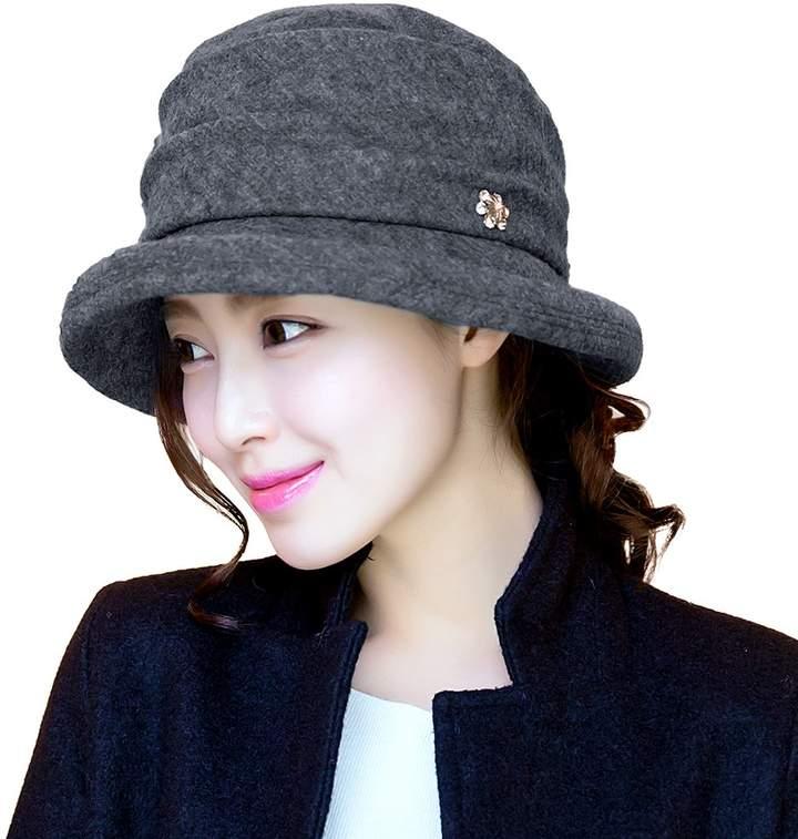 7a0731585dfad Wool Cloche Hats Women - ShopStyle Canada