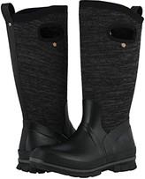 Bogs Crandall Tall Knit (Black Multi) Women's Shoes