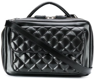 Junya Watanabe Quilted Square Tote