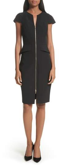 Ted Baker Architectural Pencil Dress