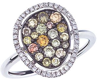 Sabrina Designs 14K 1.39 Ct. Tw. Diamond Ring