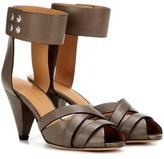 Etoile Isabel Marant Mavis Leather Sandals