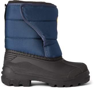 Ralph Lauren Fleece-Lined Snow Boot