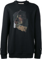 Damir Doma printed sweatshirt - men - Cotton - S