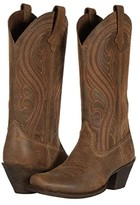Ariat Lively (Brown Bomber) Cowboy Boots