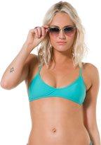 RVCA Kuta Cross Back Bikini Top