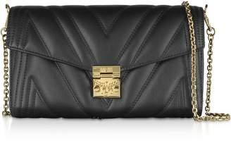 MCM Quilted Leather Patricia Shoulder Bag