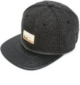 Cazal flat peak branded cap - unisex - Cotton/Polyester/Wool - One Size