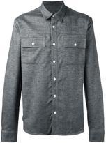 MAISON KITSUNÉ patch pocket shirt