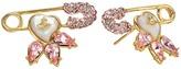 Vivienne Westwood Glitzy Jordan Earrings Earring