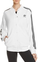 adidas Three Stripe Bomber Jacket
