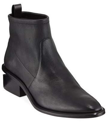 Alexander Wang Kori Stretch Leather Bootie