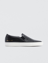 Common Projects Slip On Retro