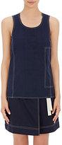 Marni Women's Cotton-Cashmere Poplin Tank