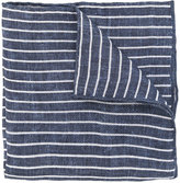 Brunello Cucinelli striped scarf - men - Cotton/Linen/Flax - One Size