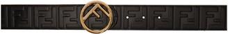 Fendi Black Forever Belt