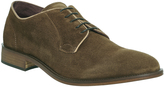 Poste Festo Plain Toe Shoes