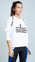 P.E Nation The Wembley Sweatshirt