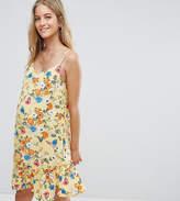 New Look Maternity Peplum Dress