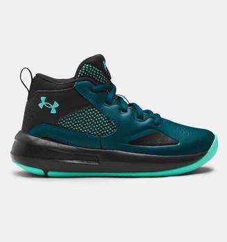 Under Armour Pre-School UA Lockdown 5 Basketball Shoes