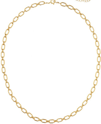 Kozakh Calle 14k Gold-Filled Interlocking Chain Necklace