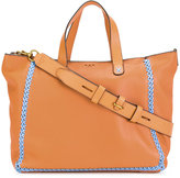 Tory Burch medium Whipstitch tote - women - Leather - One Size