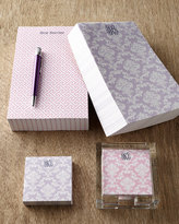 Horchow Personalized Chunky Notepad
