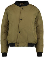 Just Cavalli Padded Shell Bomber Jacket