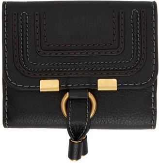 Chloé Black Marcie Wallet