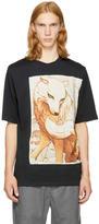 3.1 Phillip Lim Black Wolf T-Shirt