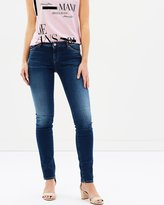 Armani Jeans Lily Push-Up Tasche Skinny Jeans