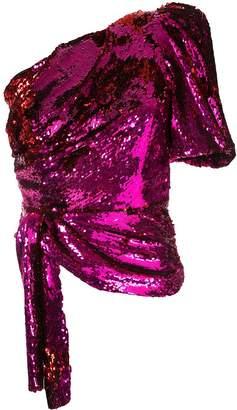 Rachel Gilbert Addie one shoulder top