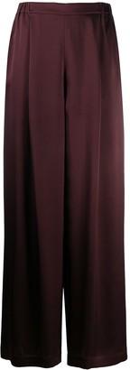 Carine Gilson Wide-Leg Lounge Trousers