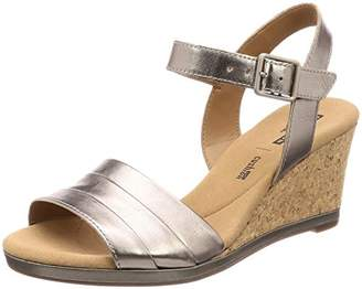 Clarks Women's Lafley Aletha Ankle Strap Sandals