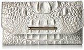 Brahmin Soft Checkbook Wallet, Pearl Wallet