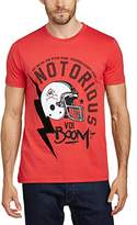 Voi Jeans Men's Notorious Crew Neck Short Sleeve T-Shirt