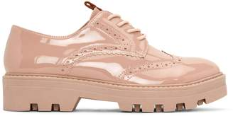 Matt & Nat ITZA Oxford Shoe - Nude