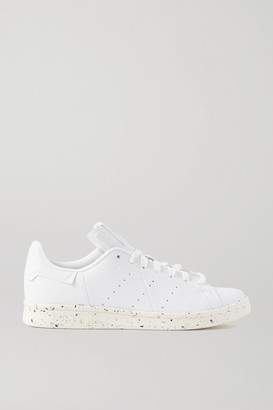 adidas Stan Smith Faux Leather Sneakers - White