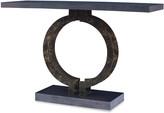 Century Furniture Benine Pedestal Console Table