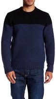 Saturdays Surf NYC Everyday Wool Colorblock Sweater
