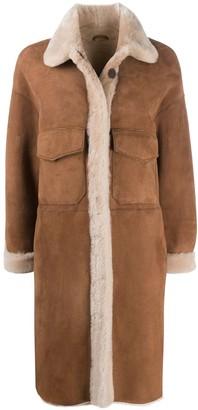 Simonetta Ravizza Single-Breasted Coat