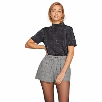 Volcom Junior's Women's Ur A Plaid Girl Pull On Shorts