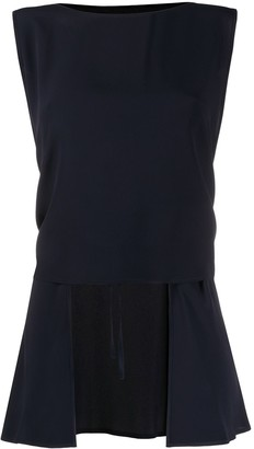 Erika Cavallini Fitted Tank Top