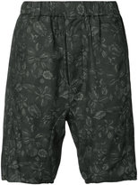 Chapter floral-print shorts - men - Cotton - 30