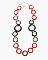 Chico's Melina Link Necklace