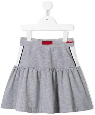 MonnaLisa Flared Jersey Skirt